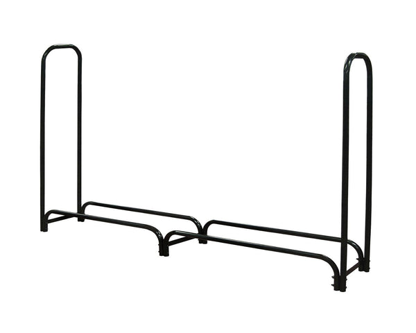 Landmann 82434 8-Foot Firewood Log Rack with Fitted Cover