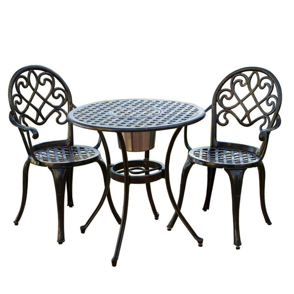 Best Selling Bistro Set with Ice Bucket
