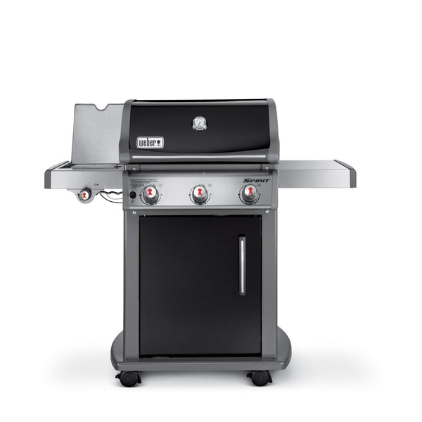 Weber 46710001 Spirit E320 Liquid Propane Gas Grill, Black