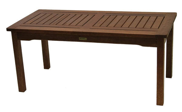 Outdoor Interiors 390070 Eucalyptus Coffee Table