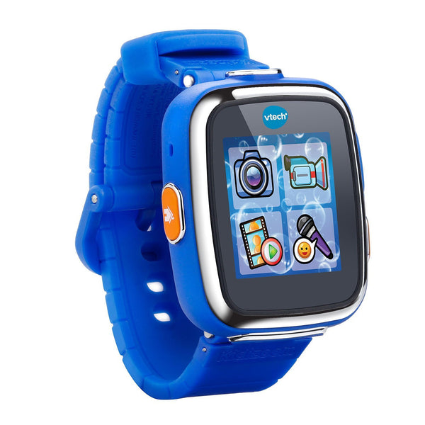VTech 80-171600 Kidizoom Smartwatch DX, Royal Blue (2nd Generation)