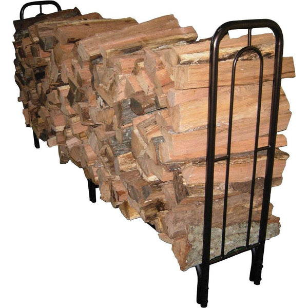 Landmann USA 82437 8-Foot Contemporary Arch Log Rack