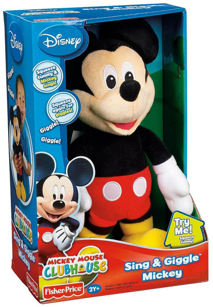 Disney's Sing & Giggle Mickey