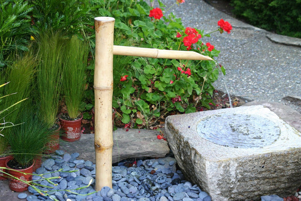 Bamboo Accents 36-in. Traditional Spout and Pump Fountain Kit