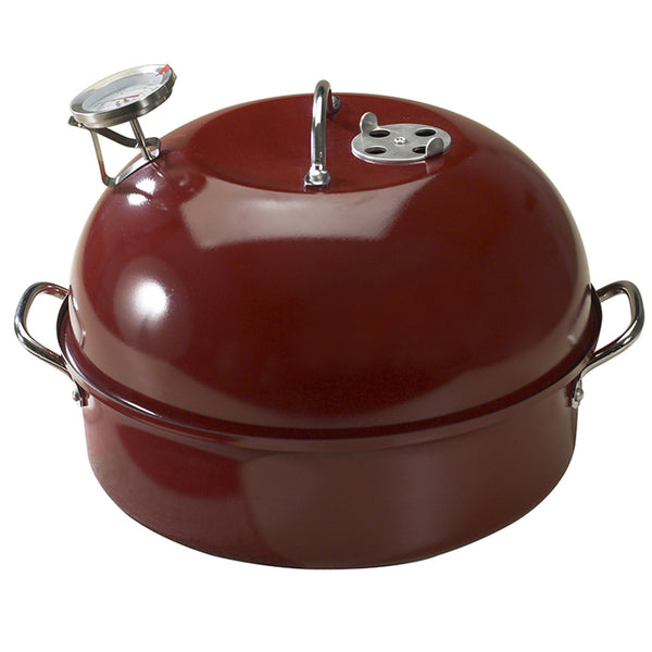 Nordic Ware 365 Indoor/Outdoor Kettle Smoker