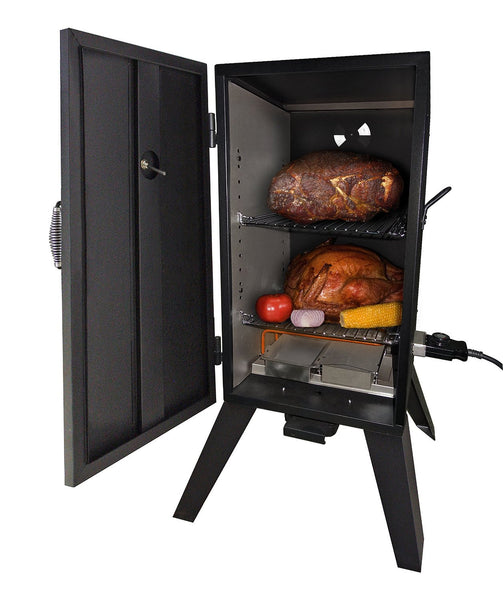 Smoke Hollow 26142E Electric Smoker, 26-Inch