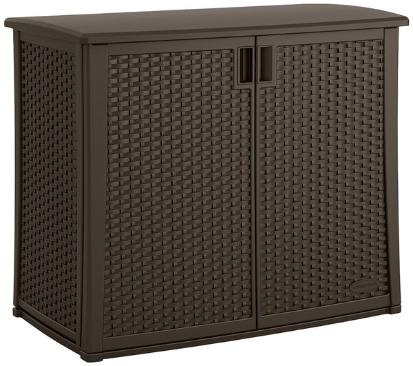 Suncast Elements Outdoor 40-Inch Wide Cabinet