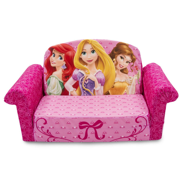 Marshmallow - Flip Open Sofa - Disney Princess
