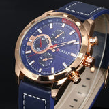 Quartz Watch Men Watches Top Brand Luxury Famous Wristwatch Male Clock Wrist Watch Luminous Watch