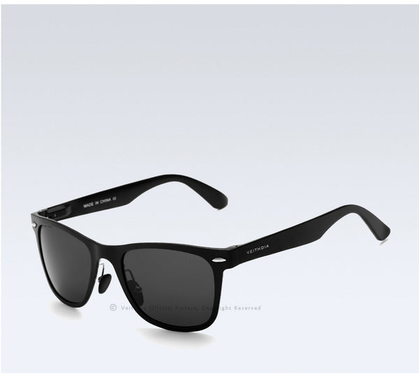 Aluminum Men's Polarized Mirror Sun Glasses Male Driving Fishing Outdoor Eyewears Accessories Sunglasses For Men
