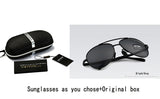 Designrt Sunglasses Men Polarized UV400 Eyes Protect Sports Coating
