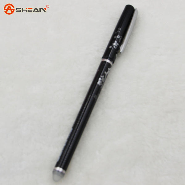 1 Pc Office Stationery Unisex Pen Erasable Pen 0.5 Gel Pen 4 Color Choose Learning Essential