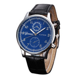 Wristwatch Mens Business Quartz-watch Top Brand Luxury Male Clock Quartz Watches