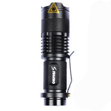 220lm Bike Light Cree Q5 LED Cycling Bike Mini Torch LED Bicycle Head Front Light Flashlight +360 Mount Bike Accessories