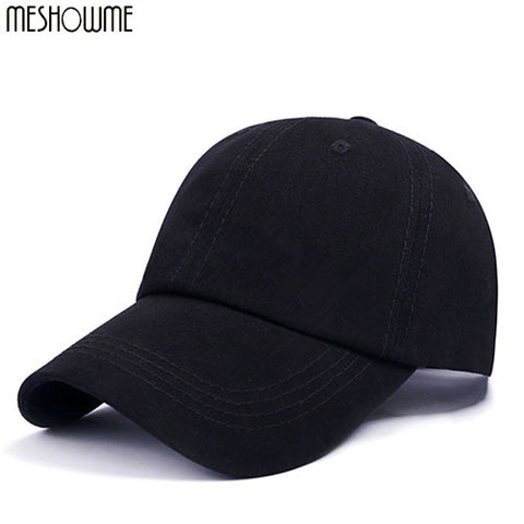 6fdcd1ee3b1 ... Baseball Cap Men Women Snapback Caps Bone Hats For Men Women Plain  Visors Flat Blank Hat ...