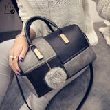 Fashion patchwork pillow handbags women evening clutch ladies party purse shoulder crossbody bags