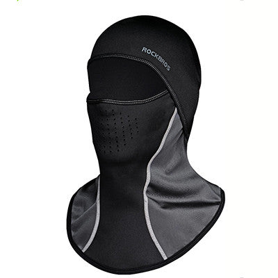Winter Thermal Bike Headwear Neck Fleece Bike Hat Scarf Masks Bike Windproof Warm Mask Motorcycle Bicycle Face Mask Hat