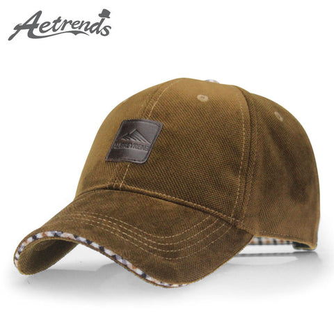 Winter Hats for Men Baseball Cap Fashion polo 4 Colors for Choice