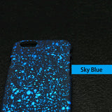 3D Cover Three-dimensional Stars Ultrathin Frosted Starry Sky Phone Case for iPhone 5 5s SE 6 6S 7 Plus Hard PC Cases