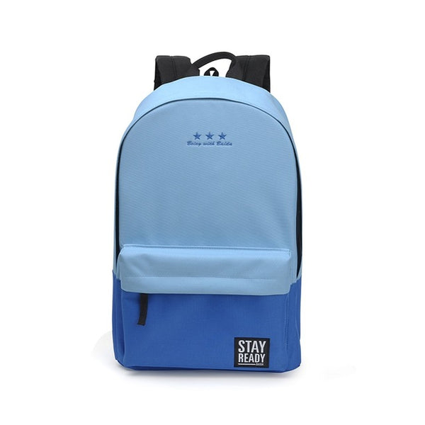 Fashion School Backpack Women Children Schoolbag Back Pack Leisure Ladies Knapsack Laptop Travel Bags for Teenage Girls