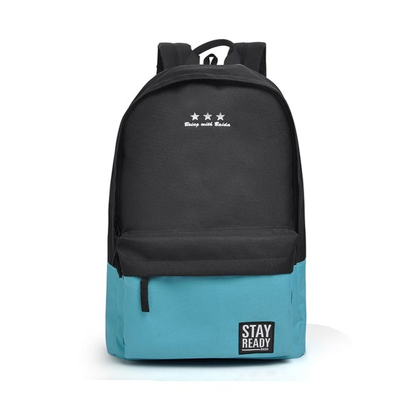 db437fbc1ecd Fashion School Backpack Women Children Schoolbag Back Pack Leisure Ladies Knapsack  Laptop Travel Bags for Teenage