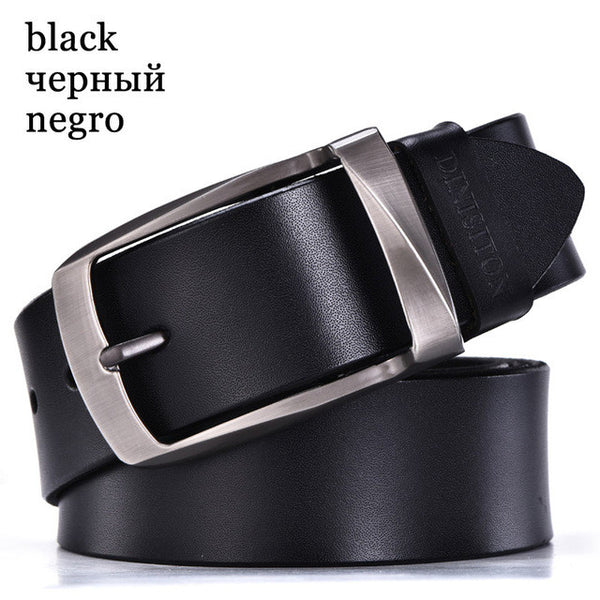 Apparel Accessories Brand Mens Fashion Luxury Mens Belts For Men Genuine Leather Belt For Male Designer Belts Cowskin High Quality Free Shipping