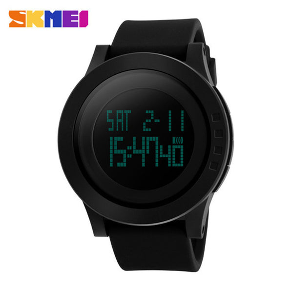 Luxury Brand Men Fashion Casual Watches Men's LED Digital Sports Watches Shock Resist Mens Wristwatches SKMEI Watch