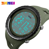 Military Watches Men Fashion Sport Watch SKMEI Brand LED Digital 50M Waterproof Swim Dress Sports Outdoor Wrist watch
