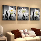 No frame canvas art poster poster canvas painting wall pictures for living room picture frame