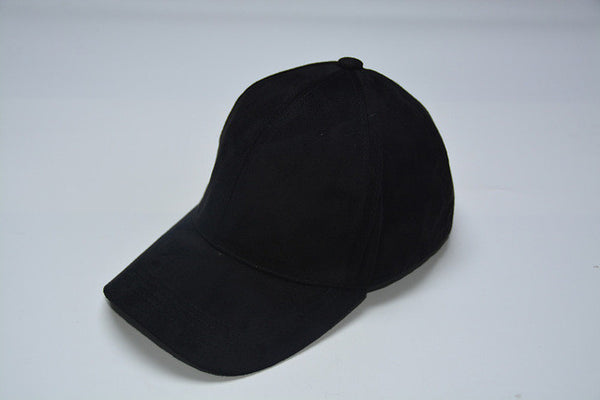 Fashion Suede Snapback Baseball Cap Wearzone Bone Cap Men & Women