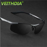 Aluminum Magnesium Brand Designer Polarized Sunglasses Men Glasses Driving Glasses Summer Eyewear Accessories