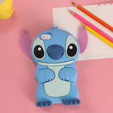 3D Cartoon Soft Silicone Case for Samsung Galaxy S3 Duos S4 S5 Neo S6 S7 edge Grand Prime A3 A5 J1 Mini J3 J5 J7 Cover