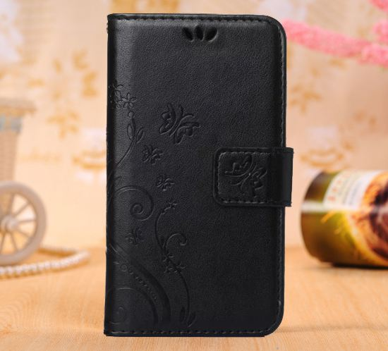 Leather Wallet Flip Case For Samsung Galaxy A3 A5 2017 J1 J3 J7 J5 2016 Core 2 Grand Prime S3 S4 S5 Mini S6 S7 Edge S8 Cover Bag