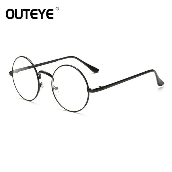 Retro Round Eyewear Clear Glasses Spectacles Optical Eye Glasses Frame –  Luxberra 74b6d26a98