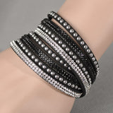 Fashion Wrap Bracelet Multilayer Bracelets 6 Colors To Choose For Women