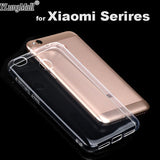 YLMall Clear TPU Phone Case for Xiaomi Redmi Note 4X 4 3 5a Pro Prime 3s 4a mi5 mi6 6 mi5s Plus mi4c mix max 2 Mi a1 5X Cover