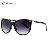 Cat Eye Classic Brand Sunglasses Women Vintage UV400