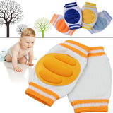 1 Pair Comfortable Baby Kids Toddler Crawling Safety Protector Knee Caps Pads