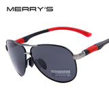 Men Brand Sunglasses HD Polarized Glasses, High quality With Original Case