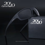 20/20 Optical Brand Polarized Sunglasses Men Fashion Eyewear Sun Glasses Travel