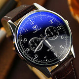 Mens Watches Top Luxury Famous Quartz Watch Male Wrist Watch
