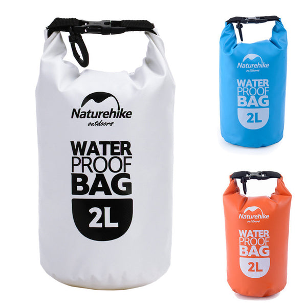 2L High Quality Outdoor Waterproof Bags Ultralight Drifting Rafting Canoe Swimming Camping Hiking Dry Bag Pouch