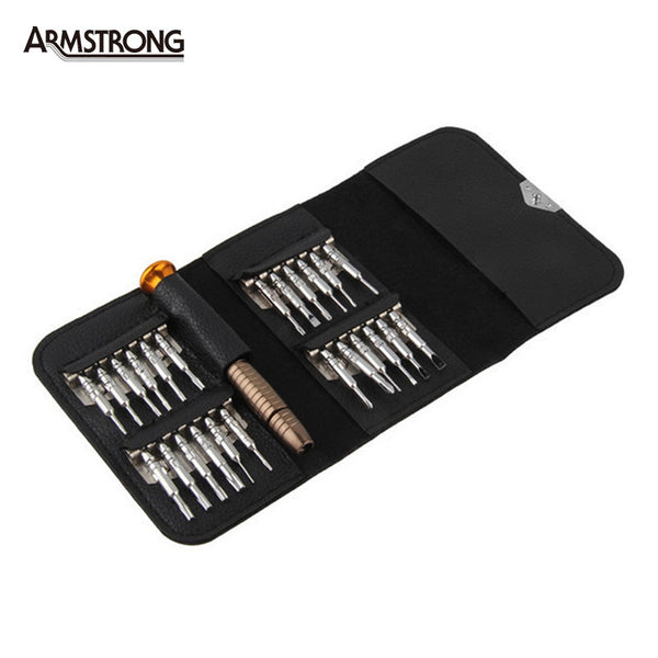 1Set 25 in 1 Torx Screwdriver Repair Tool Set For iPhone Cellphone Tablet PC