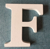 Home Decoration Wood Wooden Letter Alphabet Word Free Standing for Wedding,  Party, Birthday