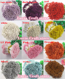 576pcs multi colors options flower stamen floral cake decoration Double heads