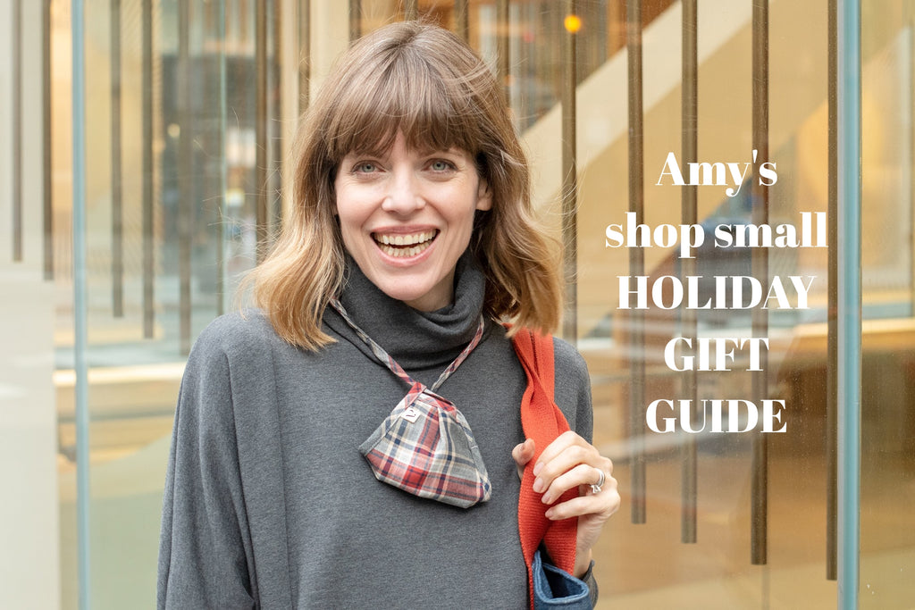 Amy Kuschel's Shop Small Holiday Gift Guide