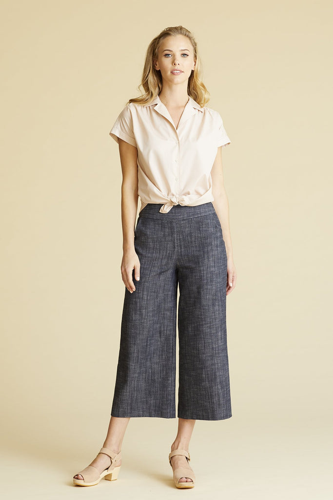 Parson Sailor Pant, HSD, denim
