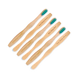 Custom - Sprouts' (Kids) Bamboo Toothbrushes (6 pack)