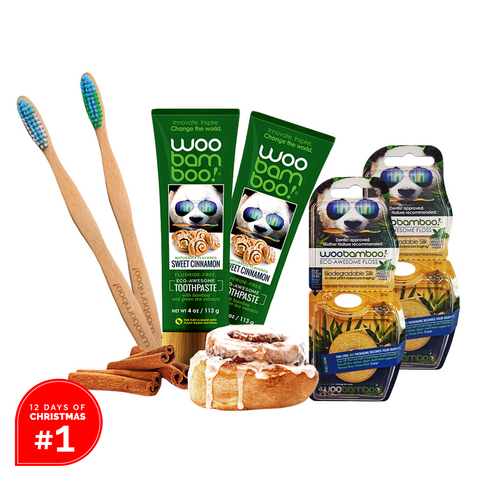 Day #1 WooBamboo - Holiday Bundle for Two!