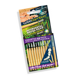 Interdental Bamboo Brush Picks